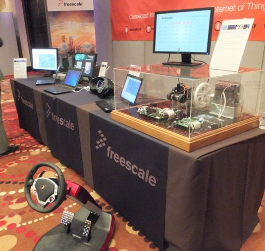 Freescale's hybrid game at play