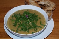 Neil's 'London Particular' split pea soup