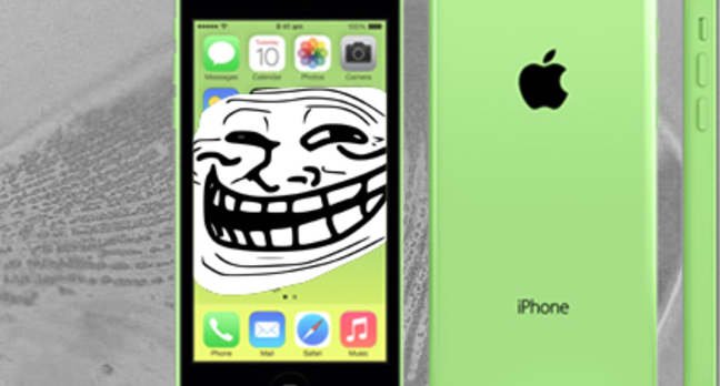 iPhone forensics beaten image