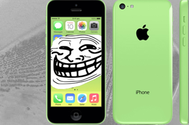 iPhone forensics beaten image