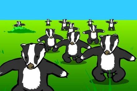 Badger, badger, badger