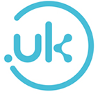 The .uk domain logo
