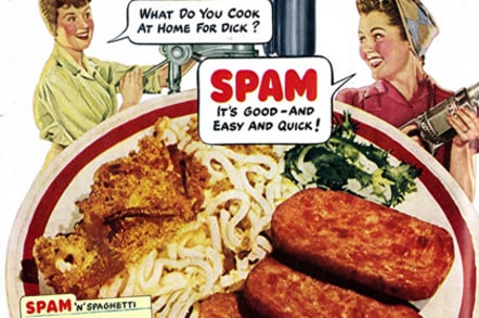 Spam image
