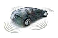 Freescale Internet of Things car