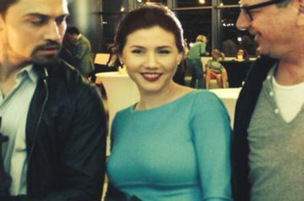 Anna Chapman, one-time Russian spy turned model