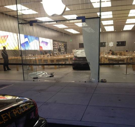 Berkeley Apple Store robbery