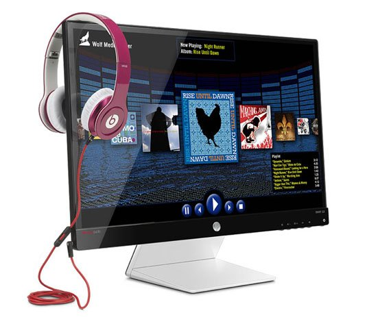 HP kit such as this Envy 23 features Beats Audio
