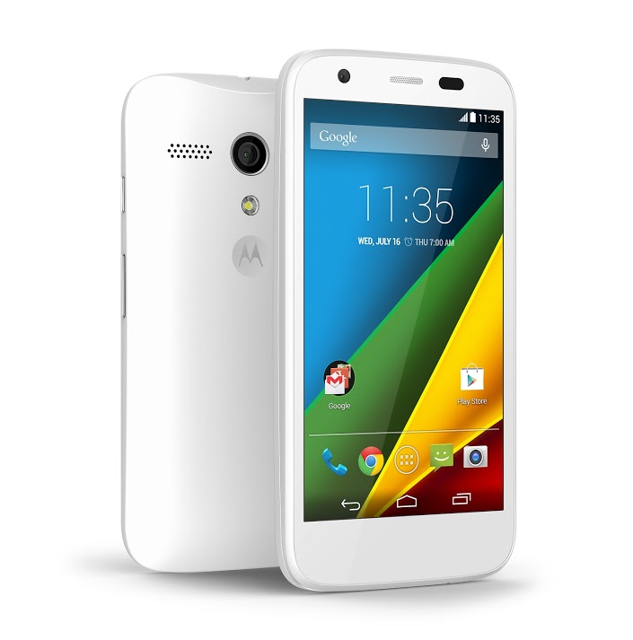 Pic of the Moto G with LTE