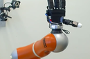 Robot catching arm