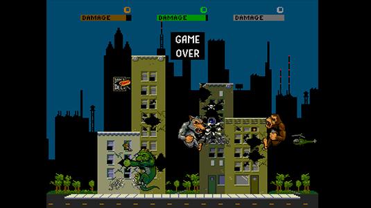 Godzilla - Rampage