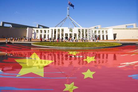 Australia China