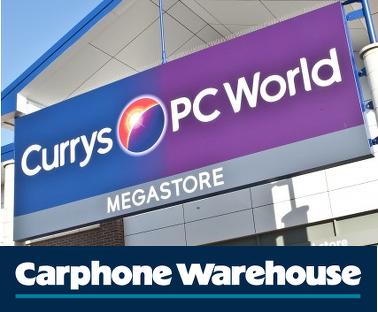 Dixons And Carphone Warehouse Confirm 163 3 7bn Mega Borg