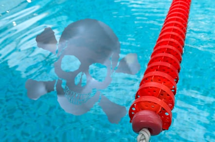 Urinating teen polluted 57 Olympic sized swimming pools cops The
