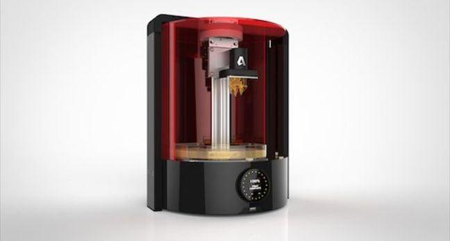 Autodesk Spark open 3D printer