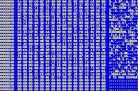 STONED virus hexcode