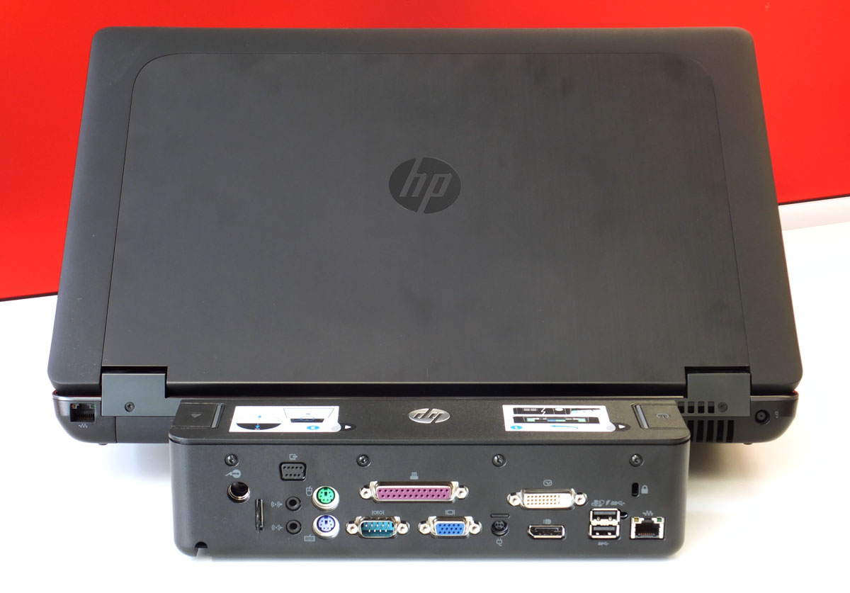Chuh. Heavy, dude: HP ZBook 17 mobile workstation • The ...