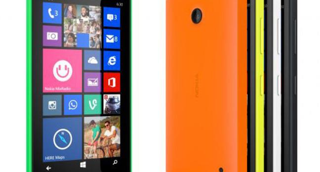Nokia Lumia 630 Windows Phone