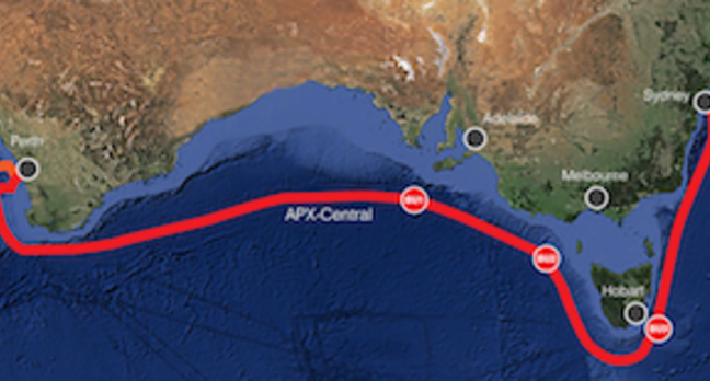 APX Central cable route
