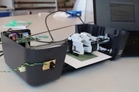 DTU's fuel-cell printer