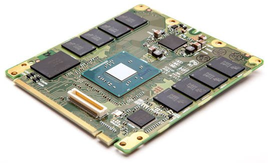 Intel In-Vehicle Solutions Compute Module