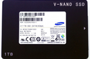 Samsung gen 2 3D V-NAND SSD