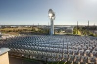 CSIRO's solar thermal station
