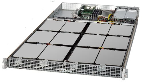 Supermicro SuperStorage Server