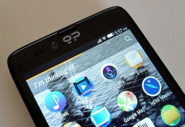 Geeksphone Revolution smartphone