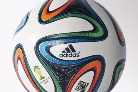 Adidas Brazuca World Cup ball
