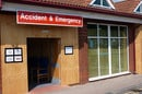 Warwick Hospital accident and emergency