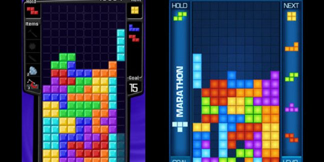 Tetris on all platforms? It must be true as there's even a version for BlackBerry 10 and Windows Phone