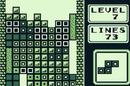 Tetris on Game Boy