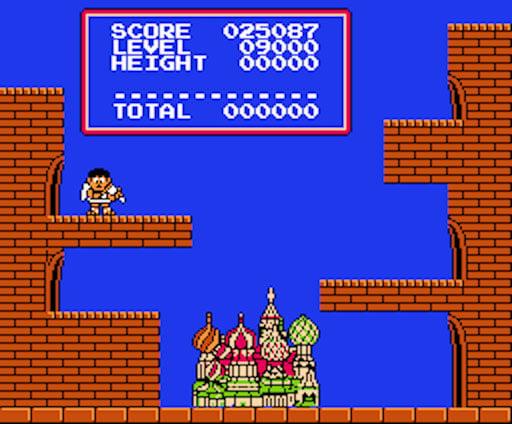 The victorious Bullet Proof – Nintendo NES Tetris