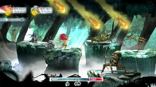 Child of Light – Fireball