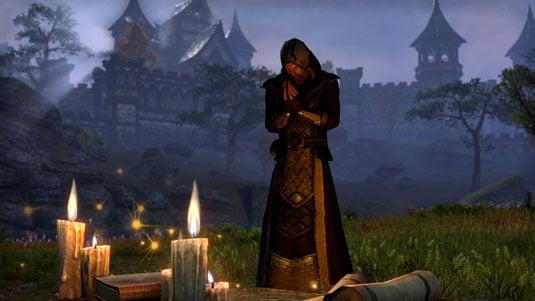Elder Scrolls online - Breton in Stormhaven