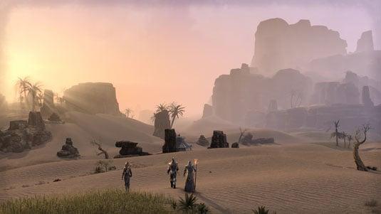 Elder Scrolls online - Stros M'kai