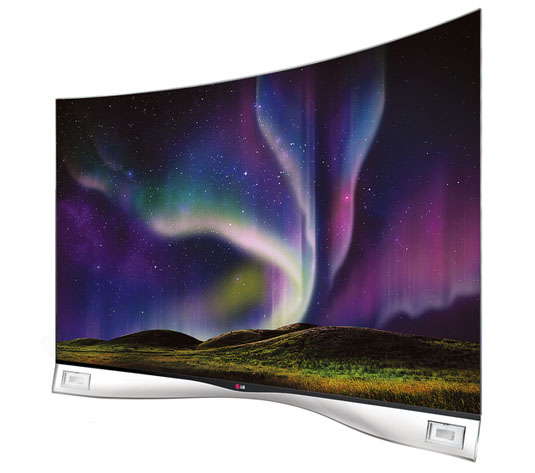 LG 55EA980W OLED TV