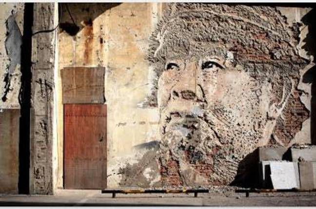 Image from Google's Street Art collection