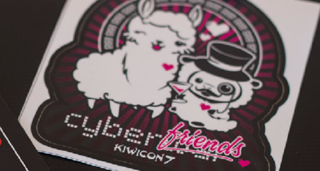 Cyber friends - Kiwicon 7