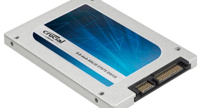 Crucial MX100 SSD