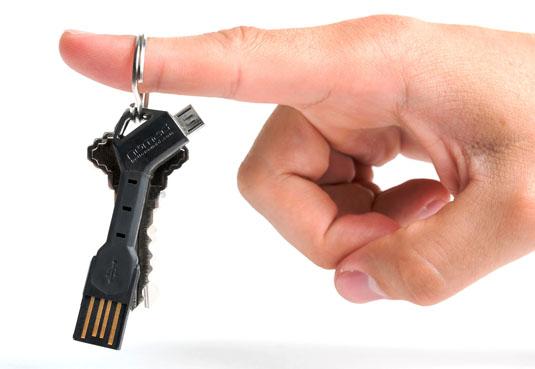Nomad Charge Key