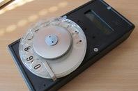 Jaromir's rotary mobile phone