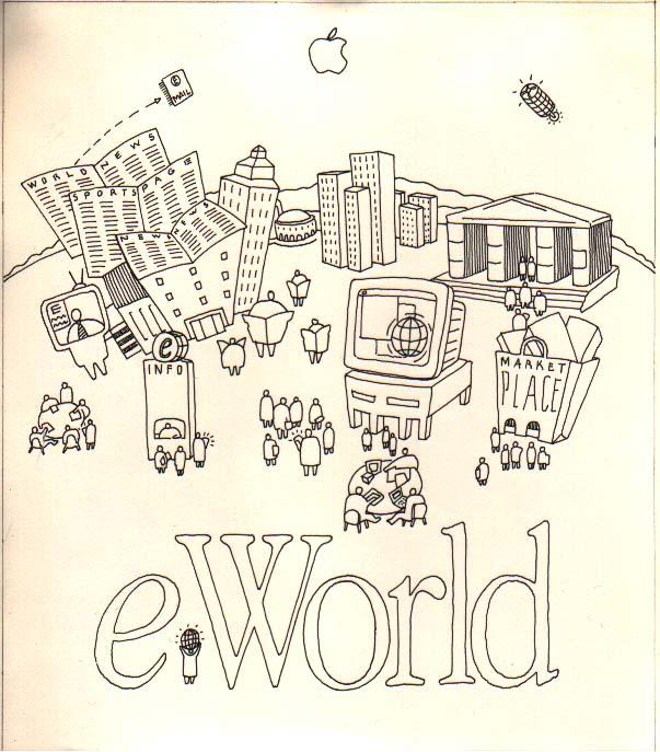 eWorld Poster