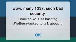 Yo hacked