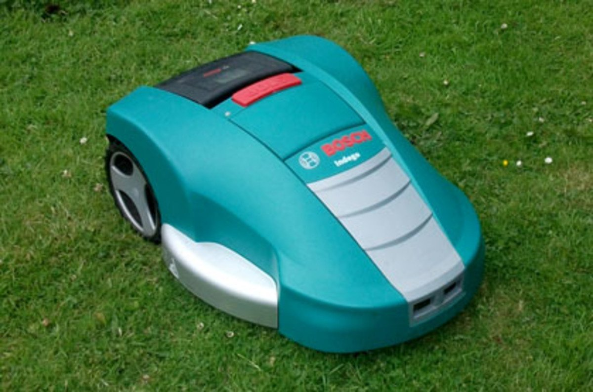 Who Needs A Ride On Mower When A Robot Will Cut Your Grass