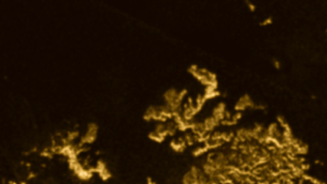 Titan before shot