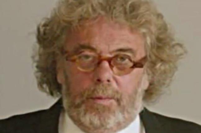 Felix Dennis, MD of Dennis Publishing