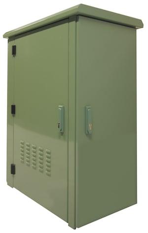 NBN FTTN cabinet