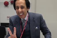 DDN CEO and co-founder Alex Bouzari