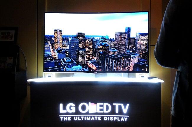 LG 55EA980W 55in Full HD TV